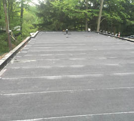 Flat Roof | JD Roofing Toronto