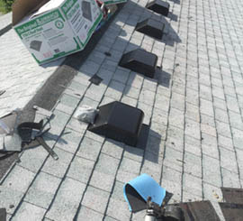 Roof vents | JD Roofing Toronto